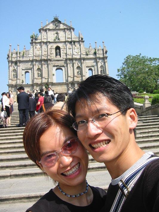 2003 - Macau