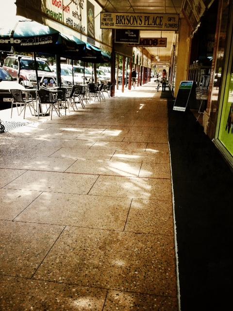 Monday ~ Street Scene