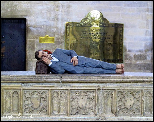 Man Lying on His Side (2000)