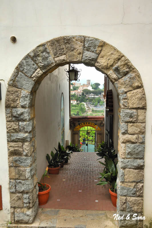 archway in Scala