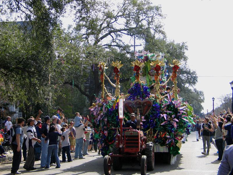 Mid City Parade