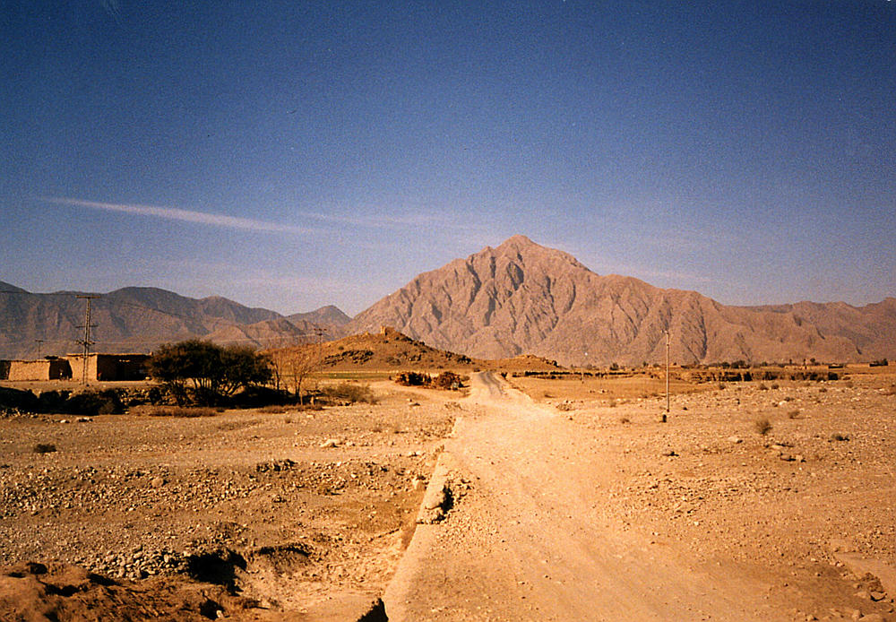 Dry mountains-FATA