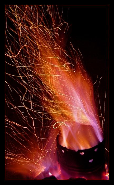 Flying Fire * <br> by Derya Uzturk