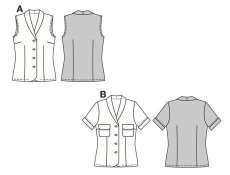 Envelope diagrams
