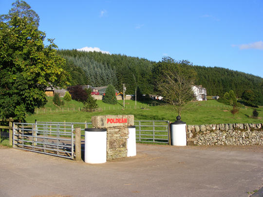 Poldean Gate and Farmhouse