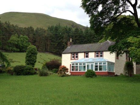Johnstone Farmhouse at Corehead