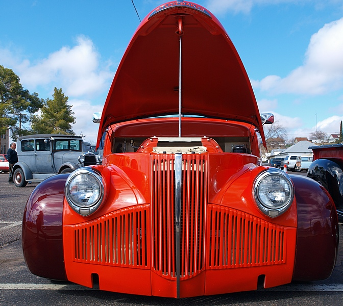 Red Studebaker -- Titan