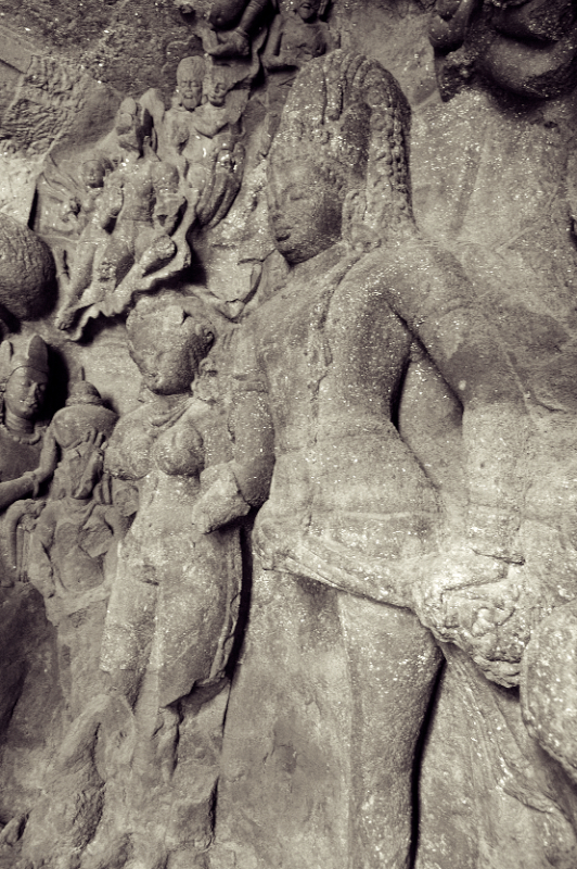 Elephanta Caves, Mumbai