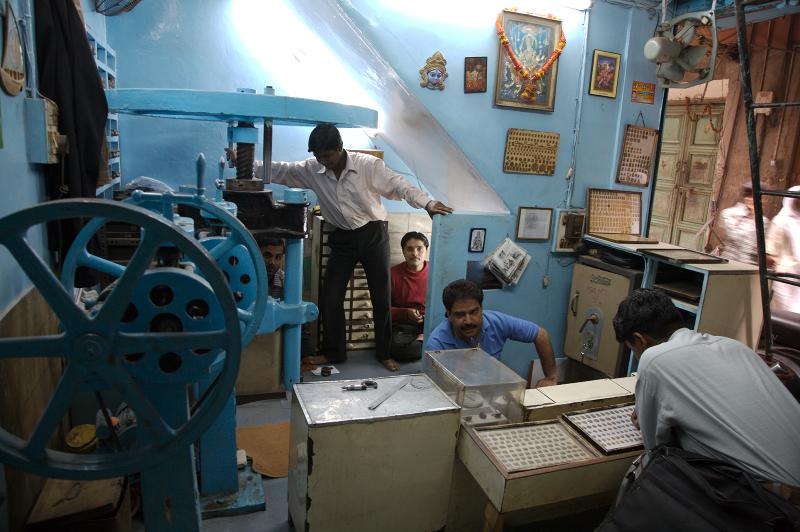 Medallion Shop,  Old Delhi