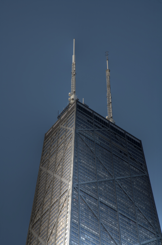 The Hancock Center, Chicago