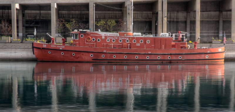 Fire Boat, Chicago Fire Department