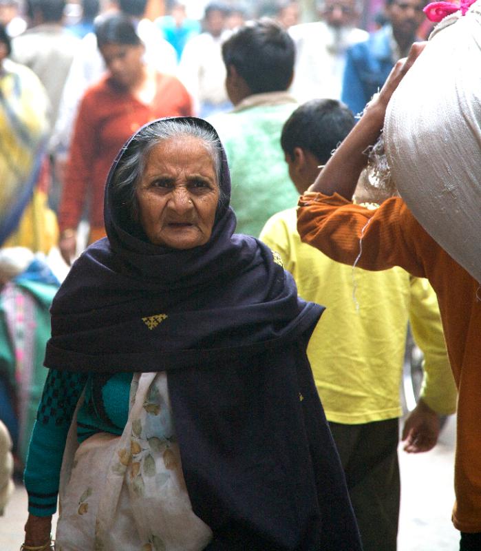 Kinari Bazaar, Old Delhi
