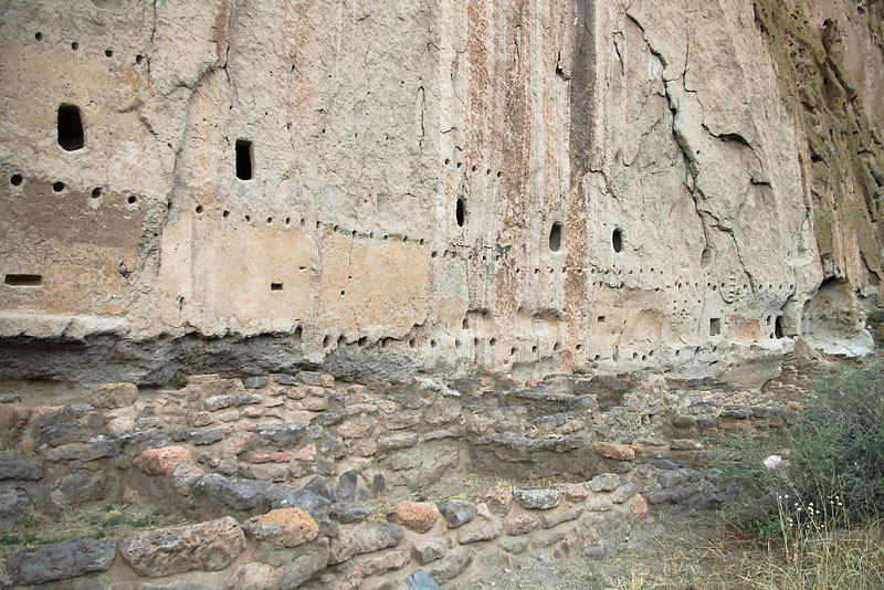 wall without roof