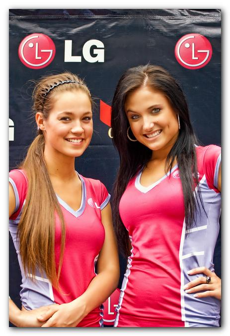 The LG Girls