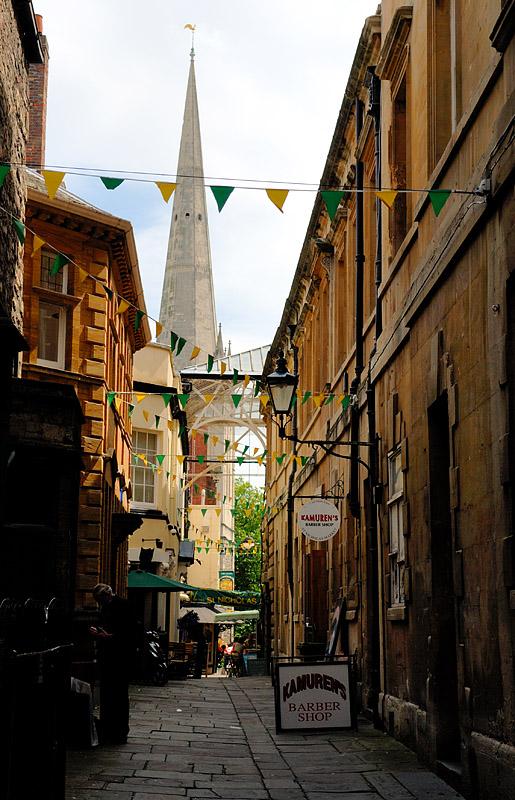 Bristol - Saint Nicholas Market