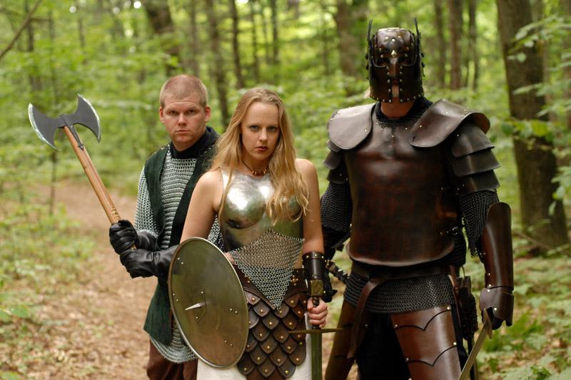 John, Sarah, & Jon