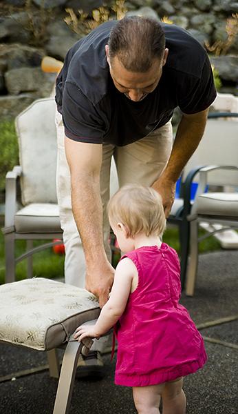 Dad & Ava