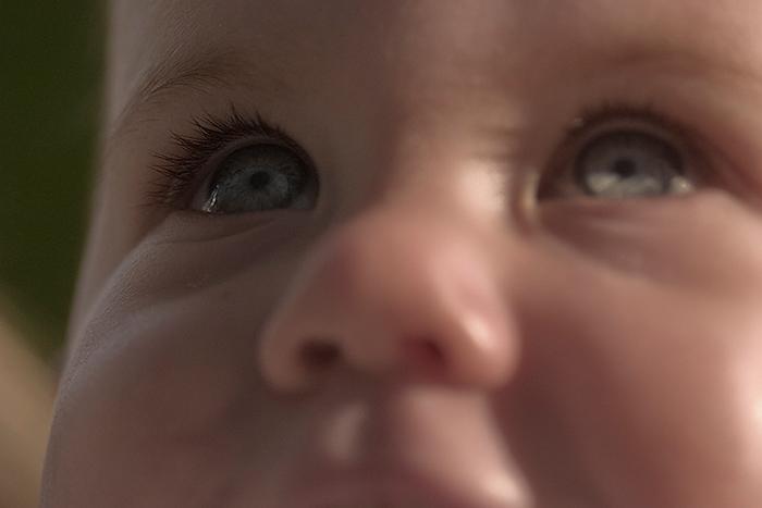 Ava close up