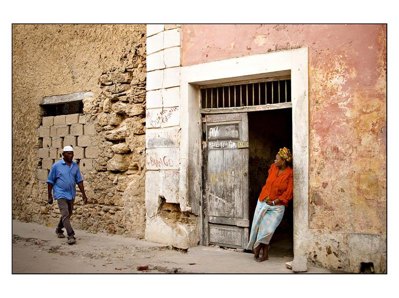 The Mankind at Dona Marias Door