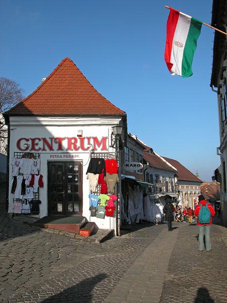 Bogdanyl Street - Szentendre