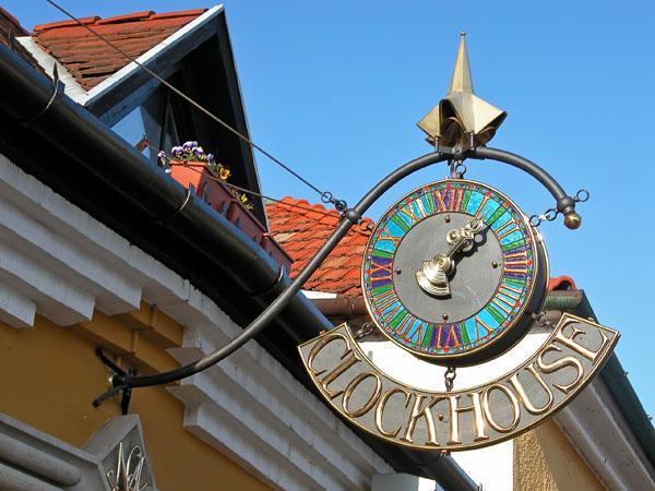 Street Detail - Szentendre
