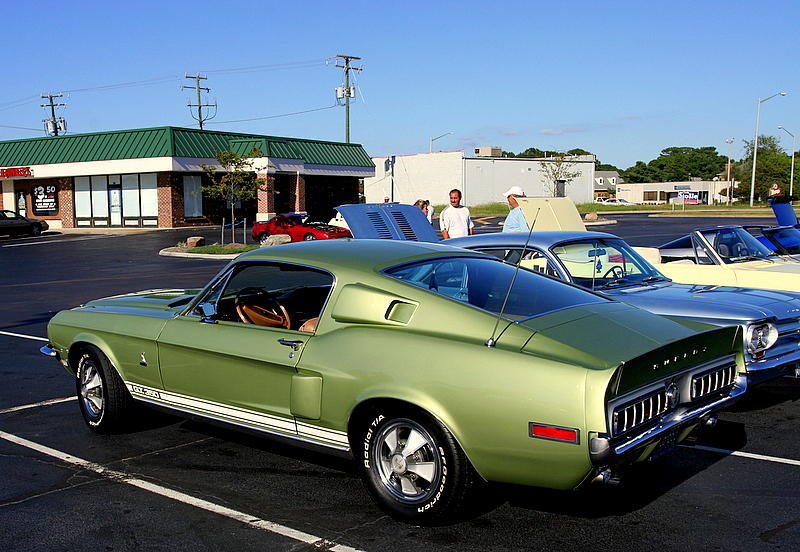 1967 Ford Shelby Cobra Mustang