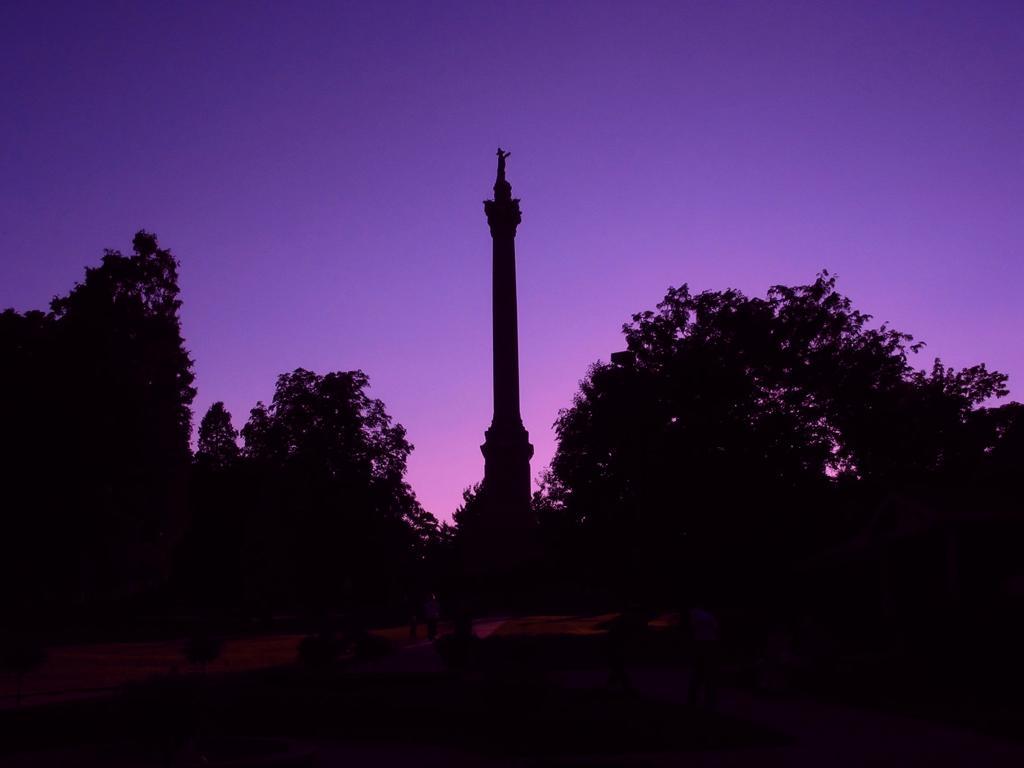 Brock Monument, Queenston Heights