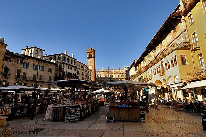 Verona - Pza delle Erbe
