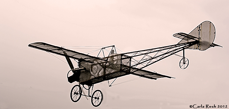Its a bird...its a plane...its........a Plane?