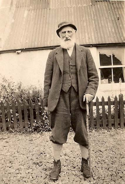Great Grandfather James Ross snr