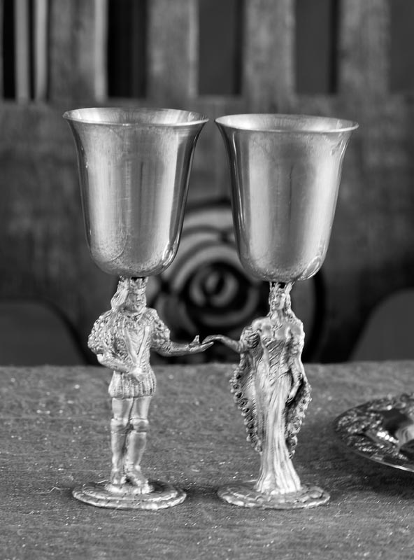The Goblet King and Queen