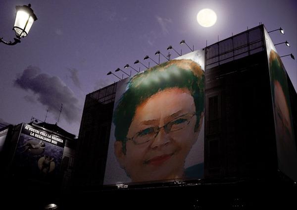 Sabine & The Moon