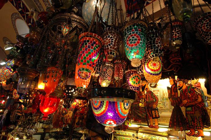 Light shop, Grand Bazaar