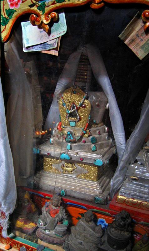 Shrine, Alchi gompa