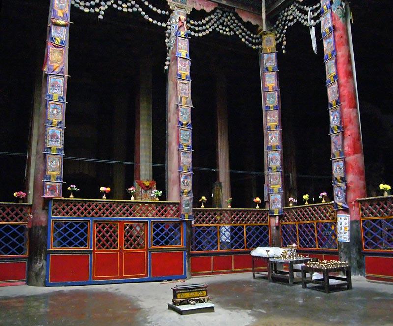 Riwoche Tsuglakhang