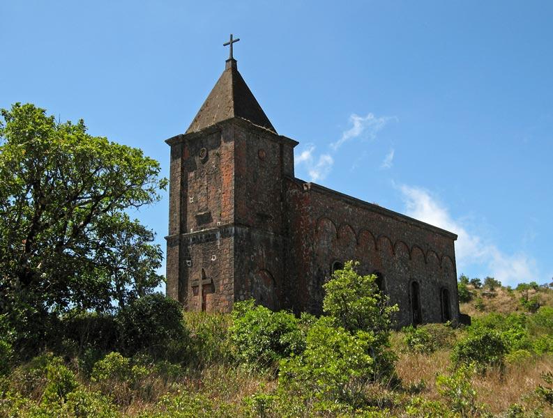 Bokor church