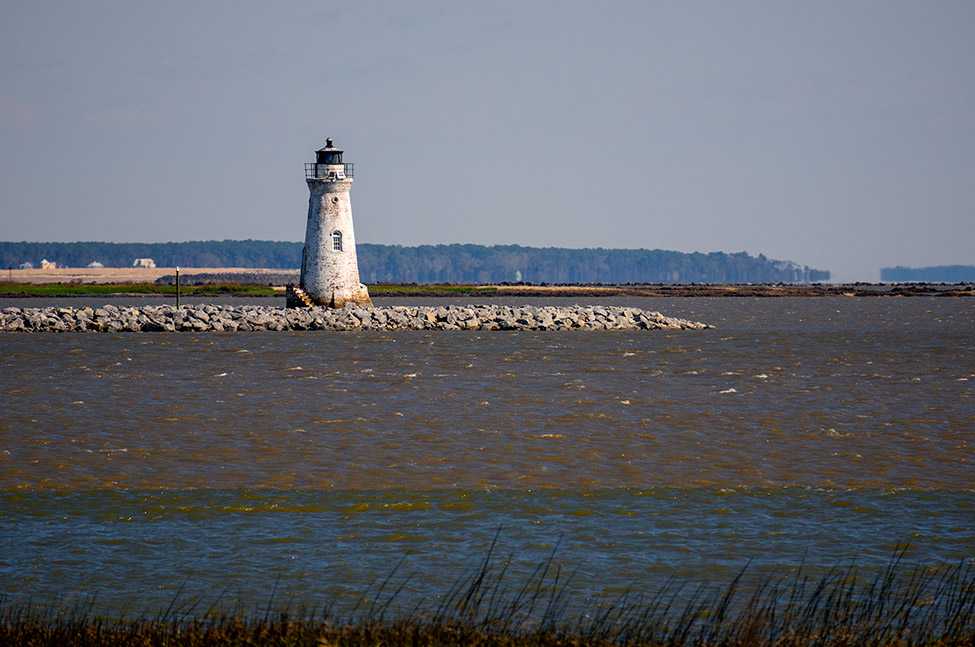 The Cockspur Island Light