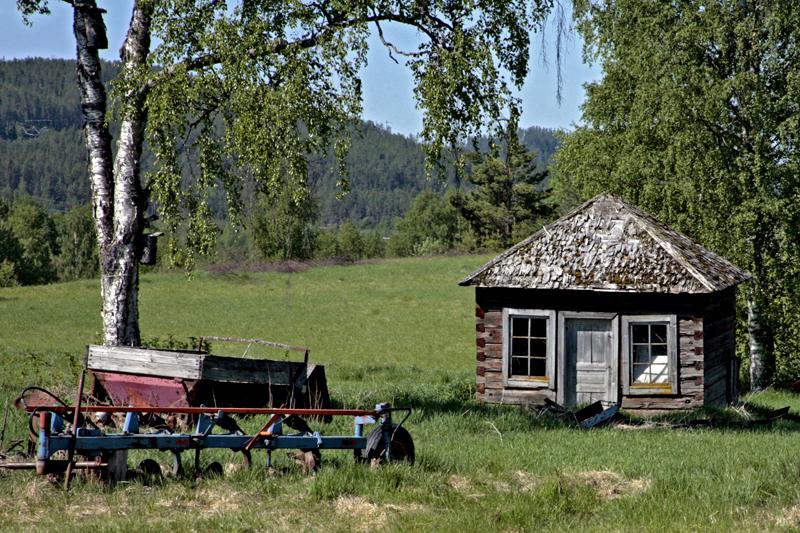 Jämtland by summer