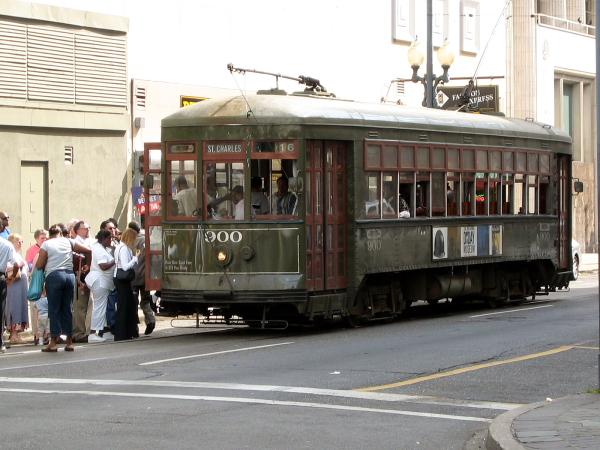900 St Charles Street Line