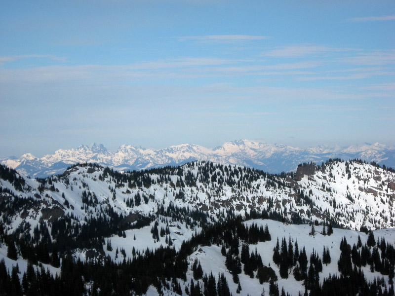 ALW from Norse Peak