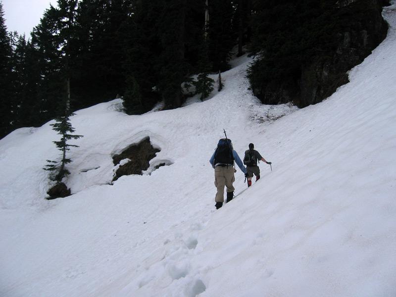 Snow Ascent