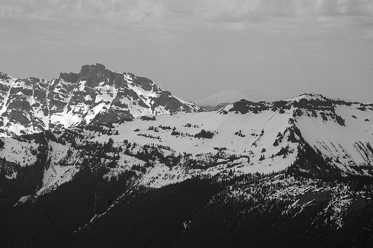 B & W Johnson Peak Area