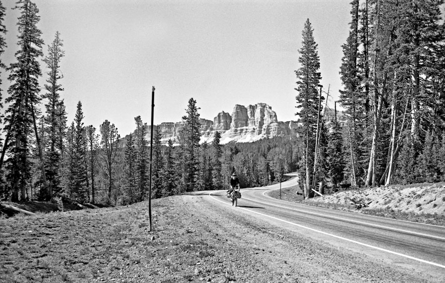 Wyoming Badlands