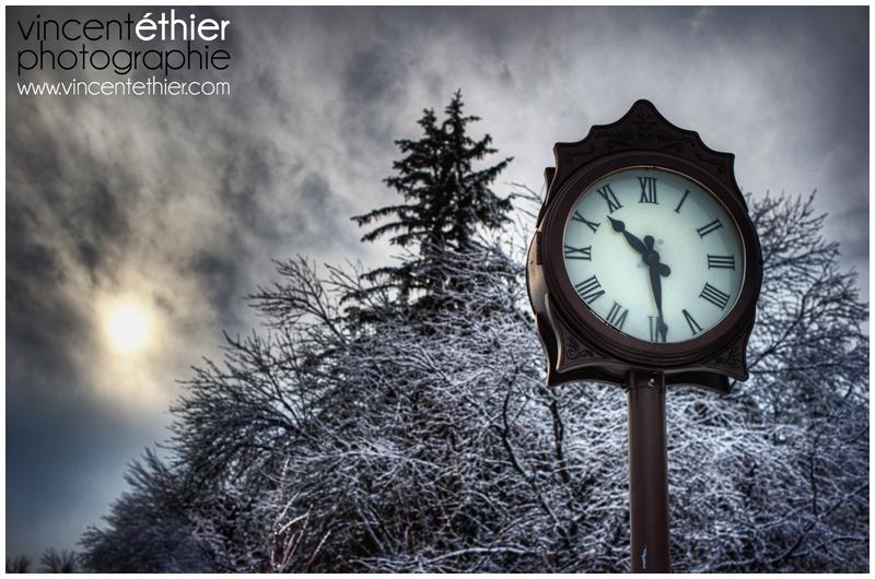 Horloge de Rosemère