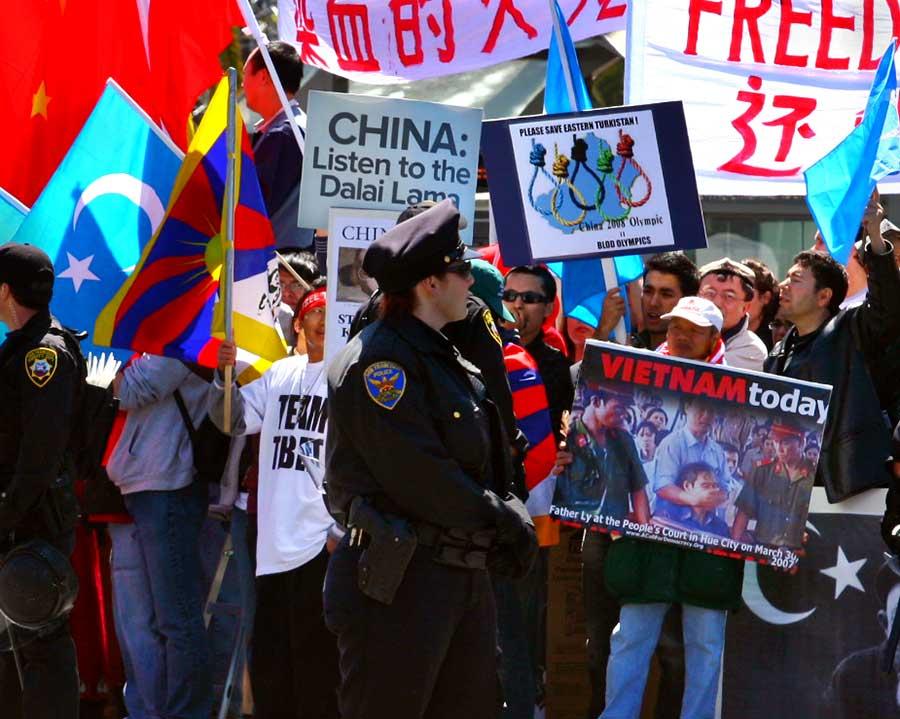 Save Eastern Turkistan, rights in Vietnam, world listen.