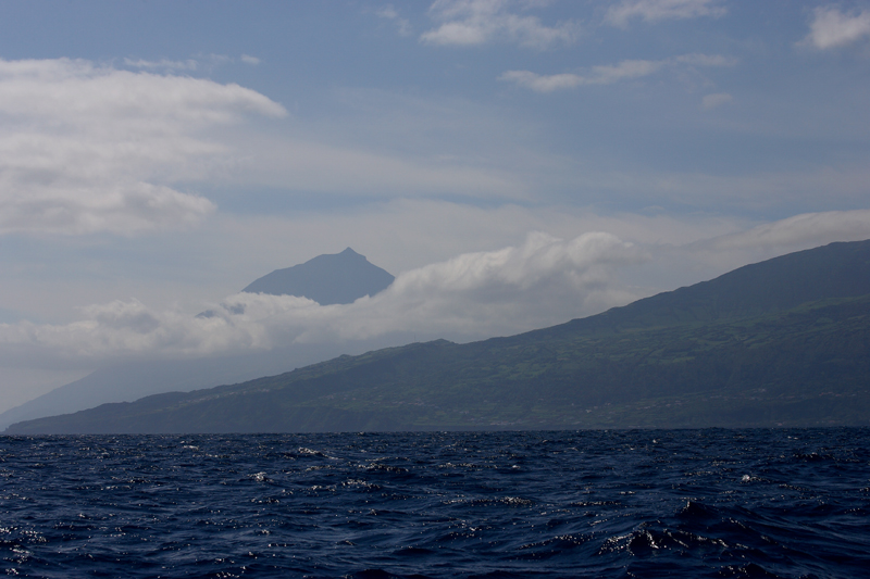 Pico seen from sea near Lajes OZ9W8214