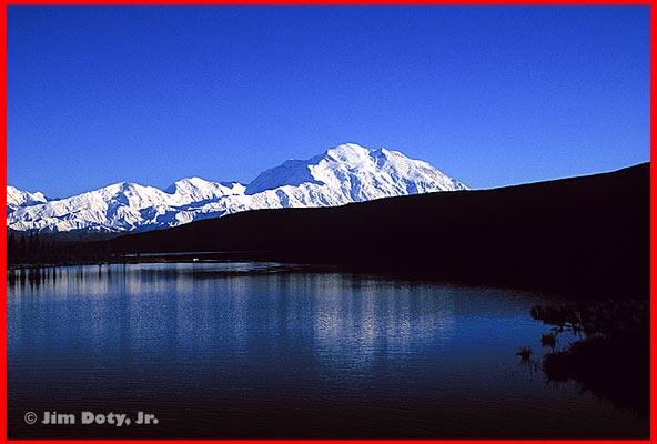 Denali, Wonder Lake