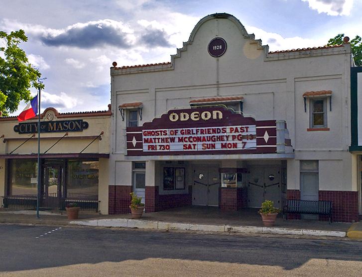 The Theater Facade