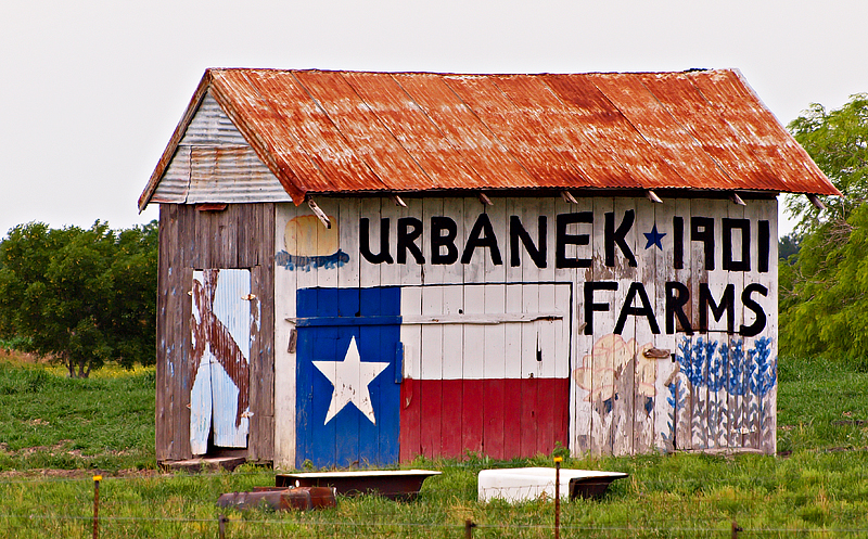 A farm that has been in business for a while.
