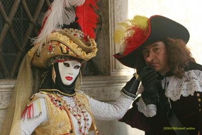 Anna and Cyrano (Piero)
